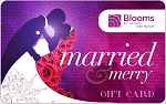 Merry Married gift Card