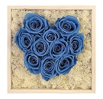Heinau My Heart For Your Blue Roses and Moss