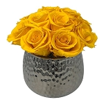 Heinau Nova Rosa Yellow Roses Arrangement
