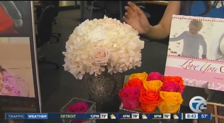 As seen on abc 7 Action News - The Gift Insider Mother's Day Gifts