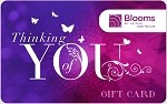 Thinking of You gift Card