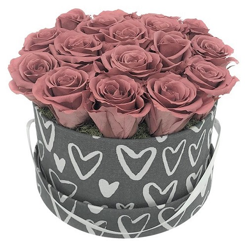 Heinau® Heart Rose Box