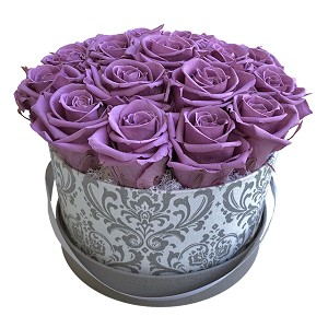 Heinau Roses Box (Madison Grey)